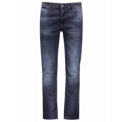 Erka mode stadskanaal heren spijkerbroeken gabbiano trevisio darkblue jogjeans_1