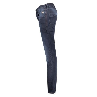 Erka mode stadskanaal heren spijkerbroeken gabbiano trevisio darkblue jogjeans_3