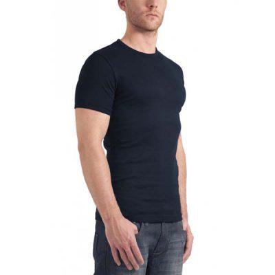 Erka mode stadskanaal heren thirst korte en lange mouw 34 semi bodyfit 0301 garage ronde hals
