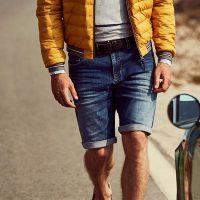 Bermuda's en shorts