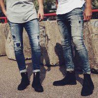 Spijkerbroeken